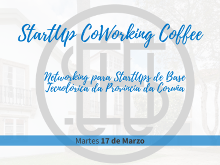 StartUp Coworking Café