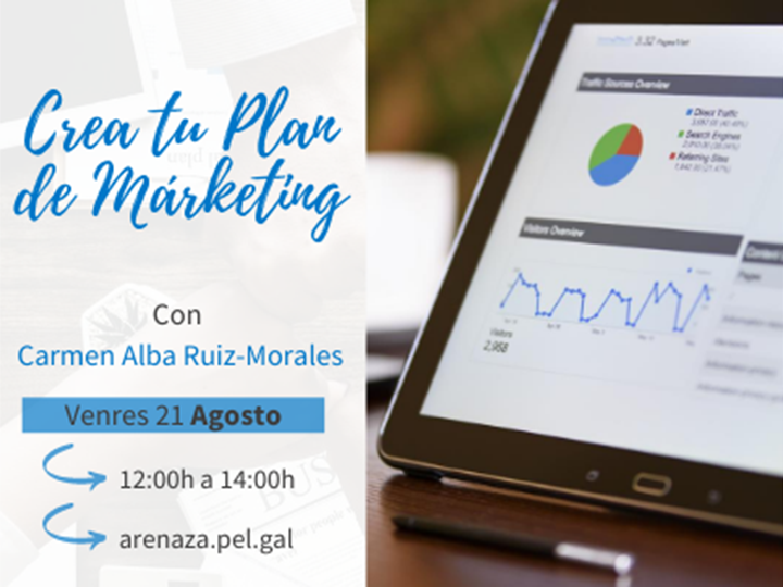 Crea o teu Plan de Márketing